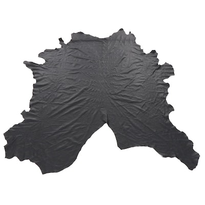 7'6 x 8'9 Italian Natural Cowhide Area Rug