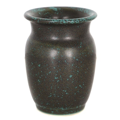 Lauritz Hjorth Stoneware Bud Vase, Early to Mid 20th Century