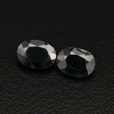 Loose 2.41 CTW Oval Faceted Sapphire