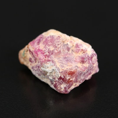 Loose Rough Ruby