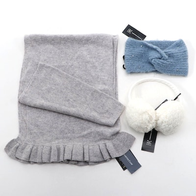 Charter Club and INC International Concepts Knit Accessories Including Cashmere
