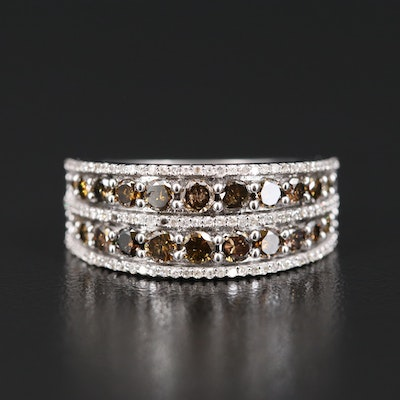 14K 1.17 CTW Diamond Ring