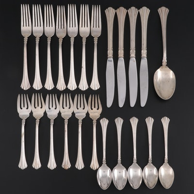"Reed & Barton ""Eighteenth Century"" Sterling Silver Flatware, 1971–2019"