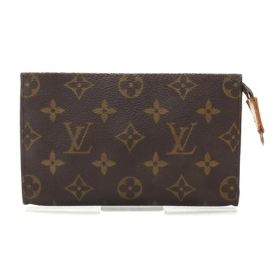 Louis Vuitton Bucket Pouch PM in Monogram Canvas