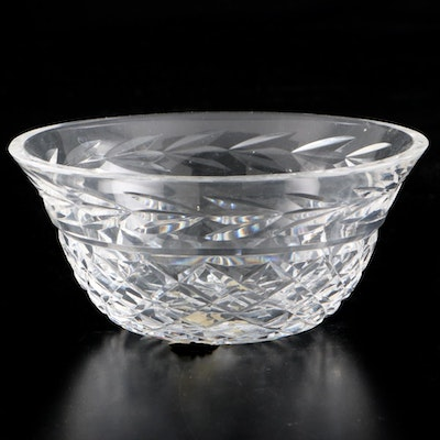 "Waterford ""Glandore"" Crystal Bowl"