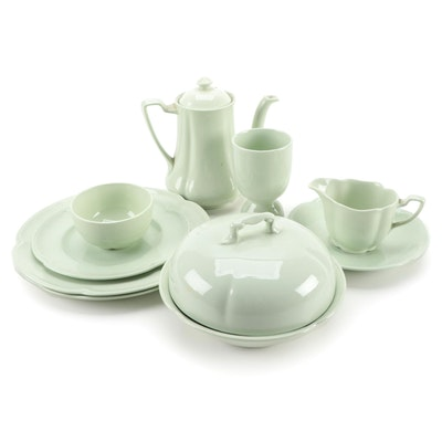 "Johnson Bros. ""Greendawn"" Dinner and Serveware"