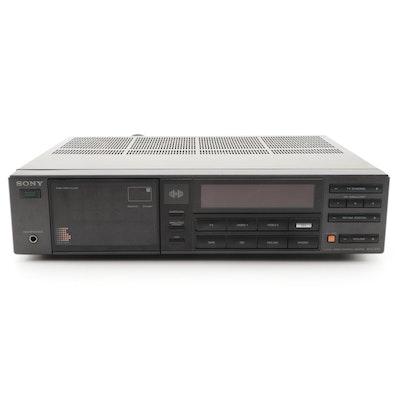 Sony AVU-270 Audio/Video Control Center Receiver