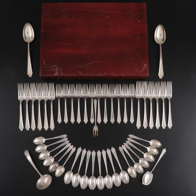 "International Silver ""Minuet"" Sterling Silver Flatware"