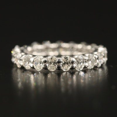14K 1.99 CTW Diamond Eternity Ring