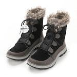 Rykä Briella Winter Boots in Black and Gray