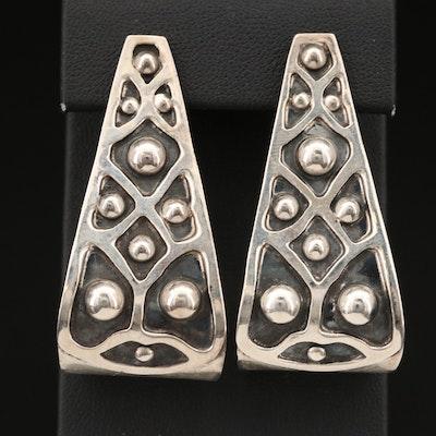 Mexican Sterling Earrings