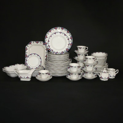 "Adams ""Veruschka"" English Ironstone Dinnerware, 1983–1992"