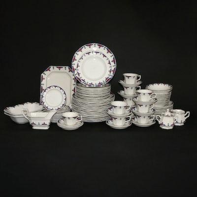 """Adams """"Veruschka"""" English Ironstone Dinnerware, 1983–1992"""
