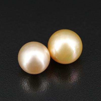 Loose Near Round Pearls