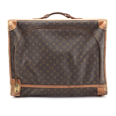 The French Company for Louis Vuitton Monogram Pullman Suitcase