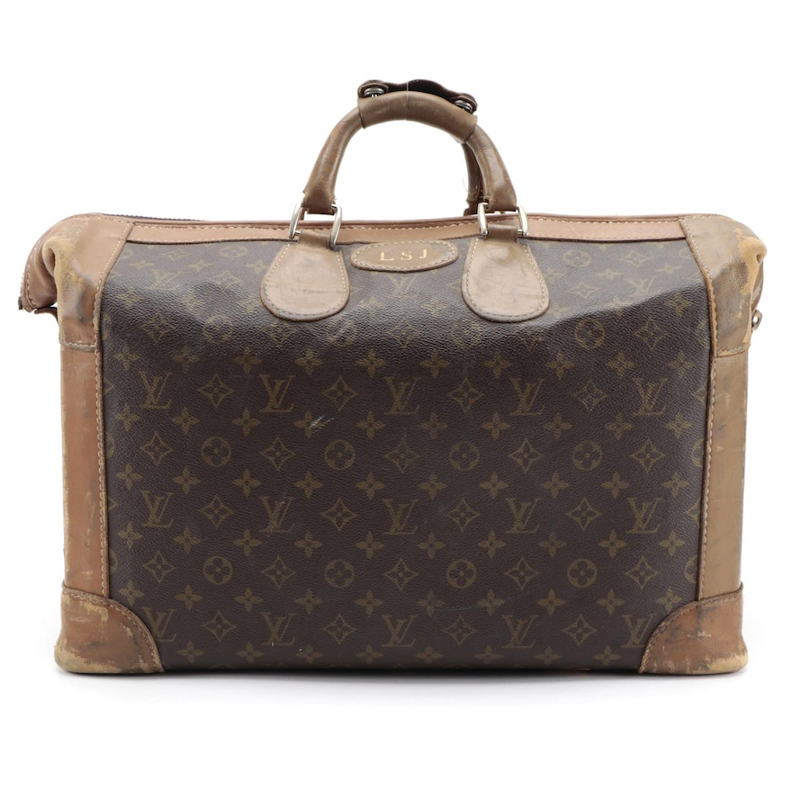 The French Company for Louis Vuitton Sac Chaussures Shoe Bag, Modified