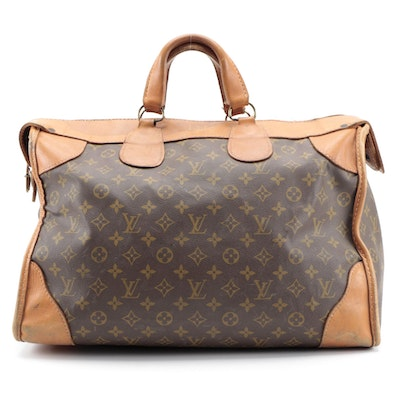 The French Company for Louis Vuitton Monogram Weekender Bag