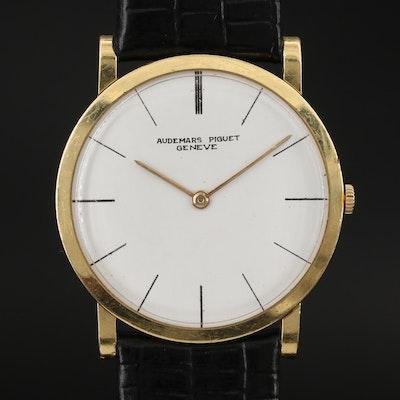 Vintage Audemars Piguet 18K Wristwatch