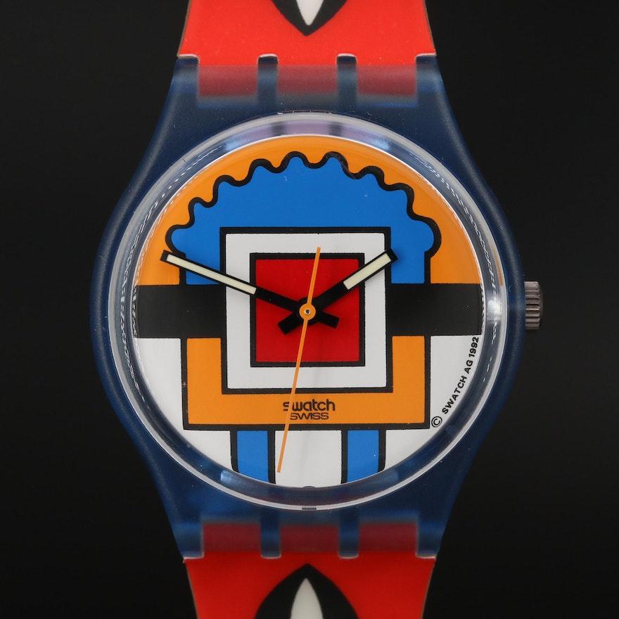 Vintage Swiss Swatch Wristwatch