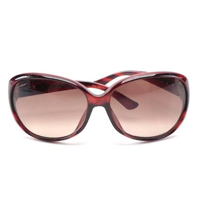 Gucci 3726FS Oval Horsebit Sunglasses
