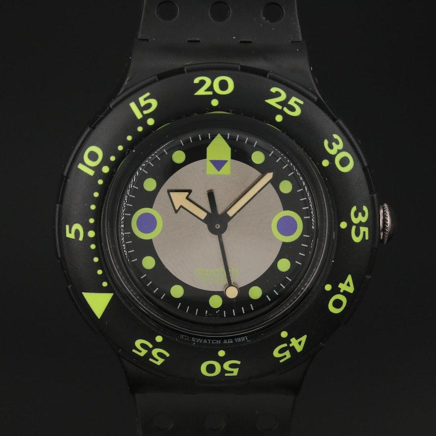 Swiss Swatch Scuba 200 Wristwatch