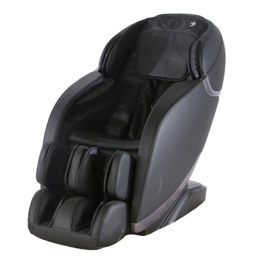 Insignia Black Zero Gravity Full Body Massage Chair
