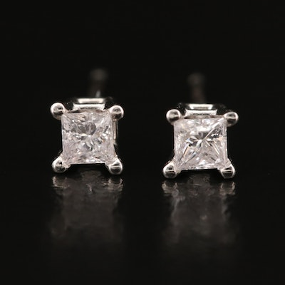 14K 0.25 CTW Diamond Stud Earrings