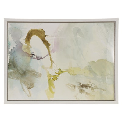 Large-Scale Abstract Giclée, 21st Century