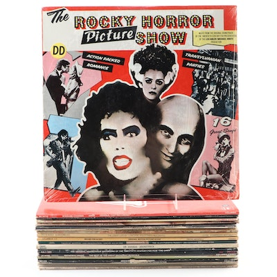 """The Rocky Horror Picture Show"", ""Star Wars"" and Other Vinyl Soundtrack Records"