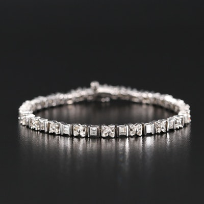 14K 1.94 CTW Diamond Bracelet