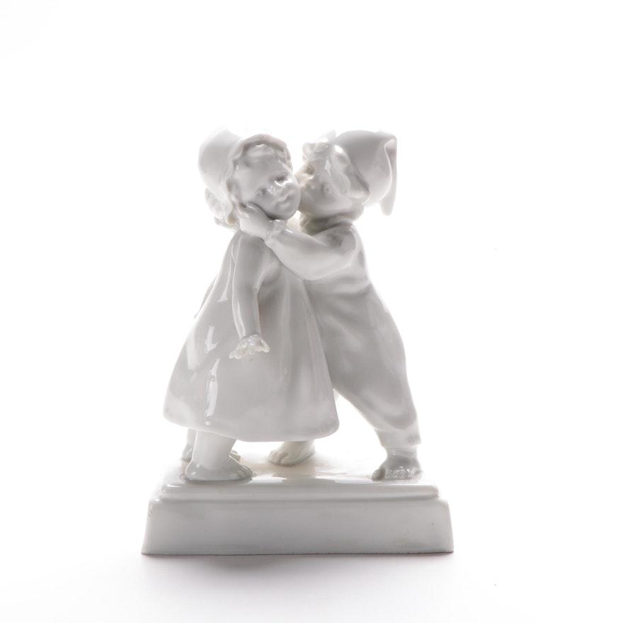 Goebel Porcelain Figurines, Early 20th Century