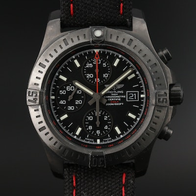 Breitling Colt Limited Edition Chronograph Wristwatch