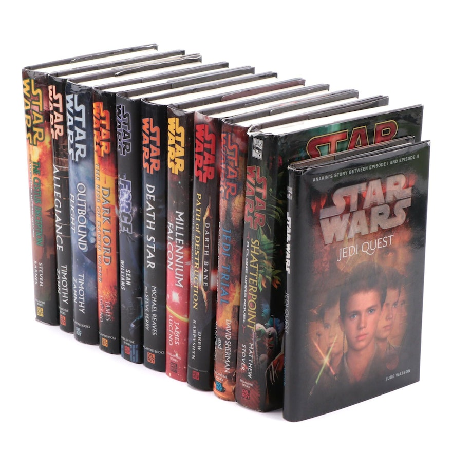 """""""Dark Lord: The Rise of Vader"""" and More """"Star Wars"""" Novels"""