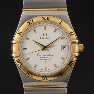Omega Constellation Automatic Chronometer Wristwatch