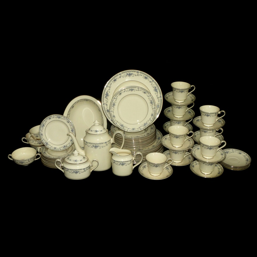 "Minton ""Bellemeade"" Bone China Dinnerware, 1971–1998"