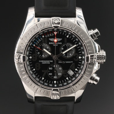 "Breitling ""Avenger Seawolf"" Chronograph Wristwatch"