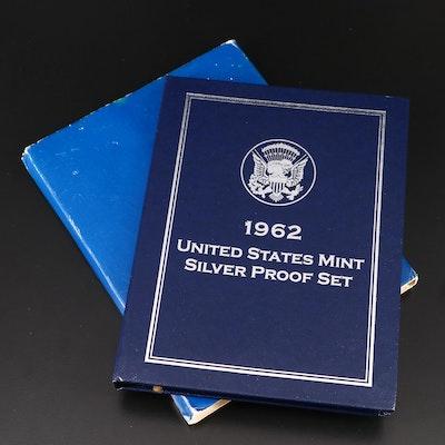 1962 Philadelphia Mint Silver Proof Set