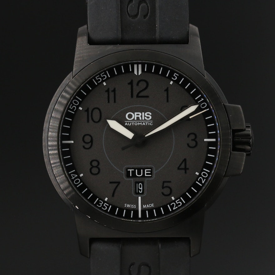 Oris Automatic Wristwatch with Day/Date Window