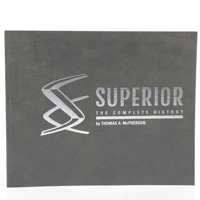 "Signed ""Superior: The Complete History"" by Thomas McPherson, 1995"