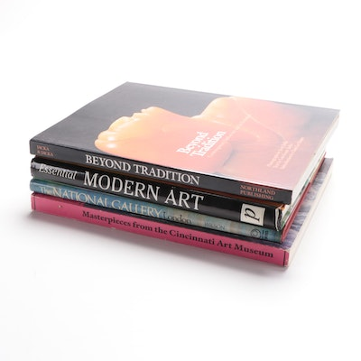 """Beyond Tradition,"" ""Essential Moden Art,"" and Other Art Books"
