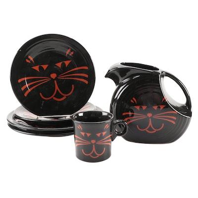 Collection Fiestaware CAT Tableware