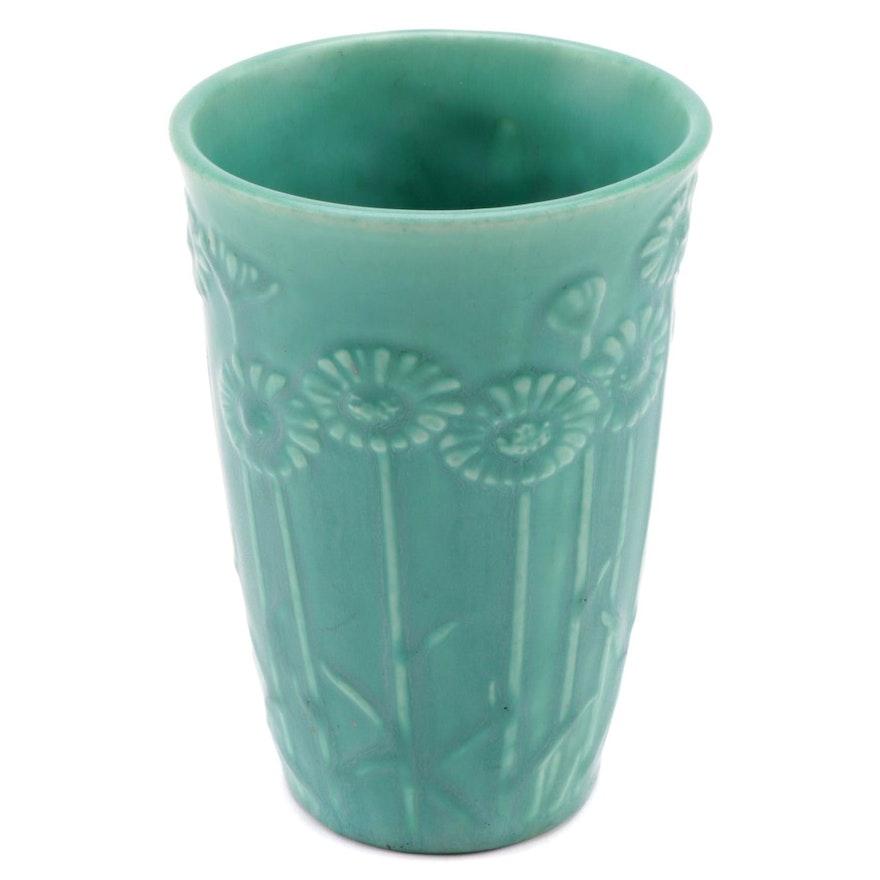 Rookwood Pottery Matte Glaze Ceramic Vase, 1934