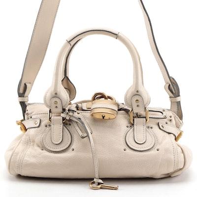 Chloé Two-Way Paddington Satchel Bag