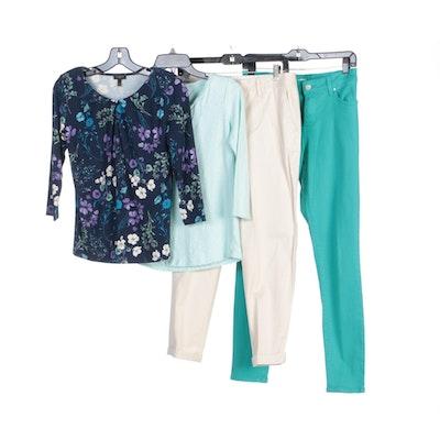 Talbots and Else Shirts and Pants