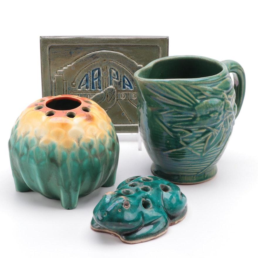 Decorative Ceramic Pieces
