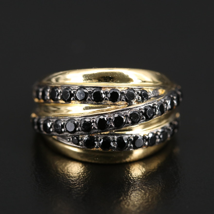 Spinel Crossover Ring