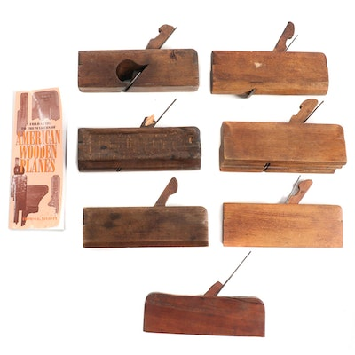 "Wood Hand Planes, Router Planes, and ""American Wooden Planes"" Guide"