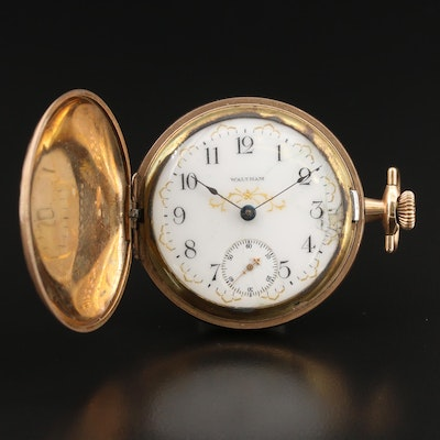 1903 Waltham Gold Filled Pocket Watch