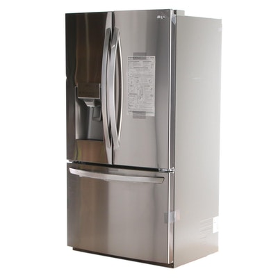 LG Stainless Steel 22.1 Cu. Ft. French Door Counter-Depth Refrigerator