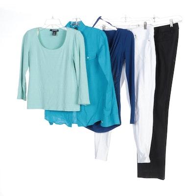 Dolce & Gabbana, Lauren Ralph Lauren, with Other Brands Pants and Shirts